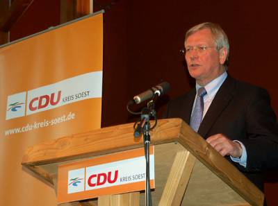 CDU-Kreisparteitag am 12. April 2010 - CDU-Kreisparteitag am 12. April 2010